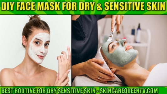best face mask for dry sensitive skin