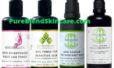 best aha products for sensitive skin