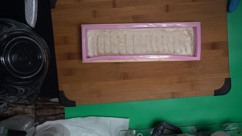homemade laundry soap bars