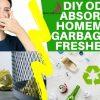 DIY Baking Soda Odor Absorber