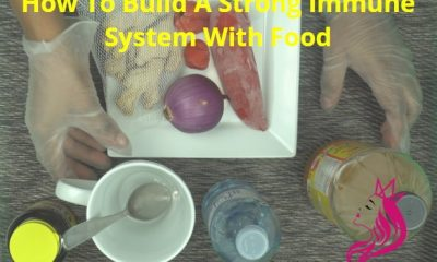 how to build a super strong immune system