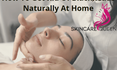 how to get rid of black heads at home naturally