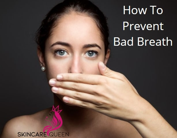 how to prevent bad breath mouth stomach