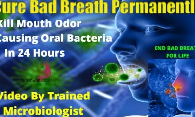 natural remedies for bad breath mouth stomach